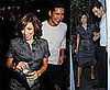 Photos of Eva Longoria and Mario Lopez Leaving Beso After Eva Longoria's Birthday