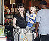 Photo of Jennifer Garner and Violet Affleck at Whole Foods