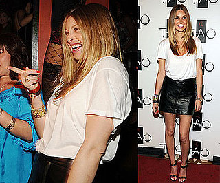 Photos of Whitney Port at TAO in Las Vegas