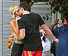 Photo of Paris Hilton and Doug Reinhardt Kissing in Miami