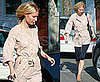 Photos of Gwyneth Paltrow Leaving the Byron & Tracey Hair Salon in LA