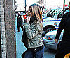 Photo of Jennifer Aniston in NYC to Film The Baster