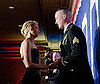 Photos of Renee Zellweger at the 2009 USO-Metro Awards Dinner in DC