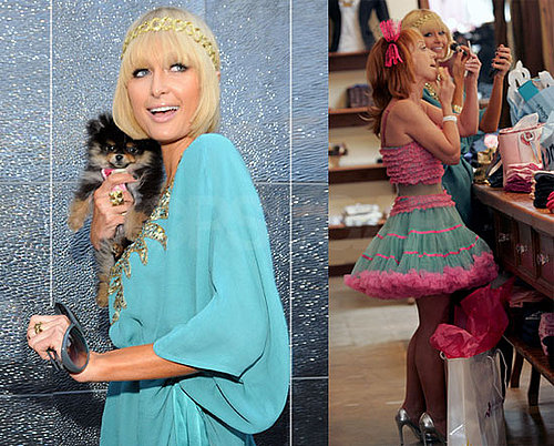 Worst Dressed of the Day: Kathy Griffin and Paris Hilton