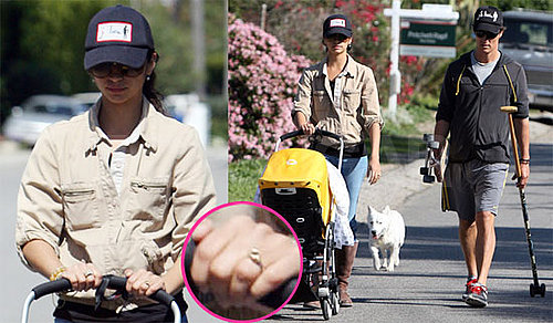 Photos of Camila Alves Wearing an Engagement Ring