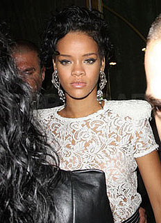 Photos of Rihanna in LA, Rumors She Was Flirting with Brody Jenner and Frankie Delgado