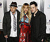 Photo of Pregnant Nicole Richie With Benji and Joel Madden in LA
