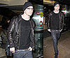 Photos of Josh Hartnett Arriving at LAX