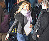 Photo of Jennifer Aniston Filming The Baster in NYC 2009-03-30 08:15:00