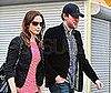 Photo of John Krasinski and Emily Blunt Out in LA