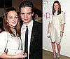 Photos of Leighton Meester and Sebastian Stan at Parsons Fashion Benefit in NYC