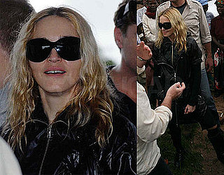 Madonna Files an Appeal to This Morning's Adoption Denial
