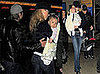 Photos of Nicole Kidman, Keith Urban, Sunday Urban at LAX