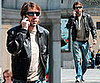 Javier Bardem Steps Out in Madrid, Lucky Us