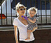 Photo of Nicole Richie and Harlow Madden at a LA Park