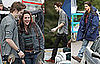 Photos of Kristen Stewart, Robert Pattinson and Taylor Lautner on Vancouver Set of Twilight Sequel New Moon