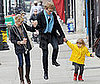 Photos of Michelle Williams and Matilda Ledger Skipping in Brooklyn