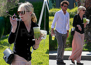 Photos of Kirsten Dunst and Her Friend Jacob Soboroff Out in LA