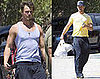 Photos of Josh Duhamel in LA