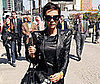 Photo of Victoria Beckham Shopping in Milan