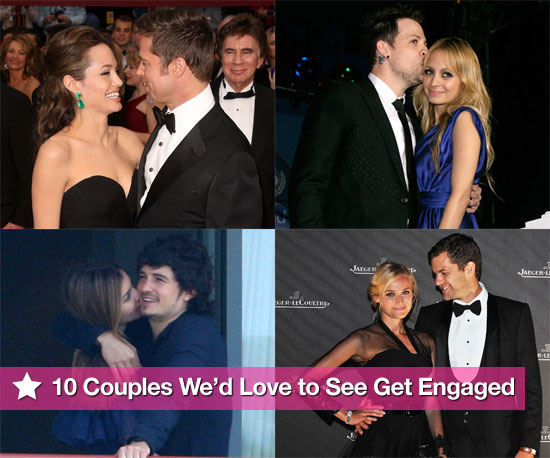 PopSugar Picks: 10 Couples We'd Love to See Get Engaged