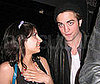 Photo of Robert Pattinson at Sage and the Dills Concert in Vancouver