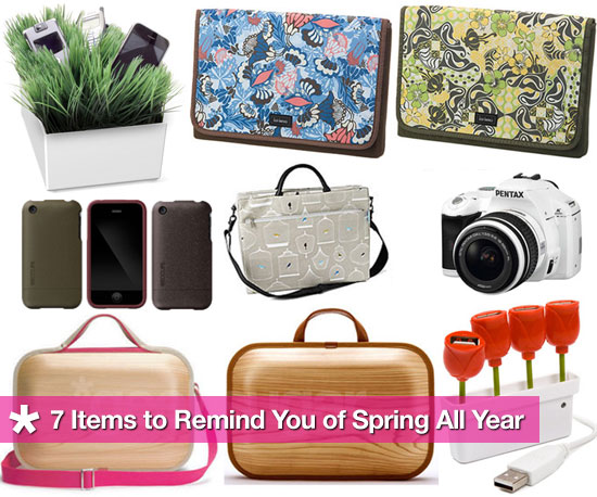 7 Items to Remind You of Spring All Year