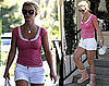 Britney Spears in Pink