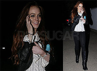 Photos of Lindsay Lohan in LA, Reports of Excessive Partying and Drinking