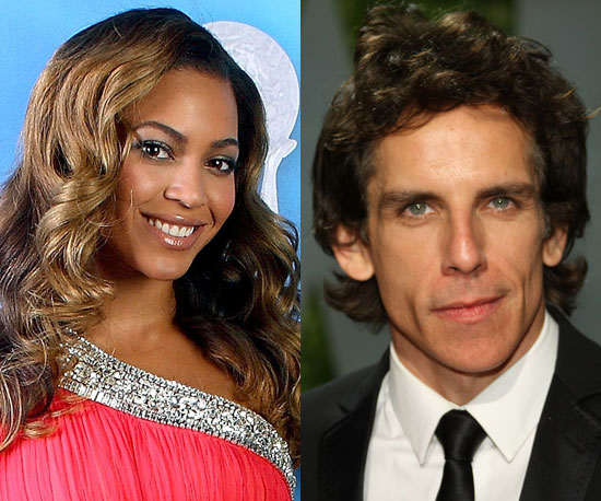 Beyonce Knowles vs. Ben Stiller