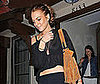 Photo of Lindsay Lohan Out Really Late in LA