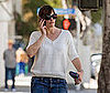 Photo of Jennifer Garner Out in LA on Her Cell Phone