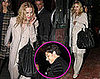Photos of Madonna and Jesus Luz Leaving Dinner at NYC's Waverly Inn