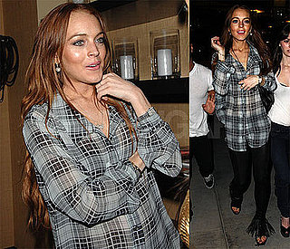Lindsay Lohan Is Back in the Rumor Mill With Men