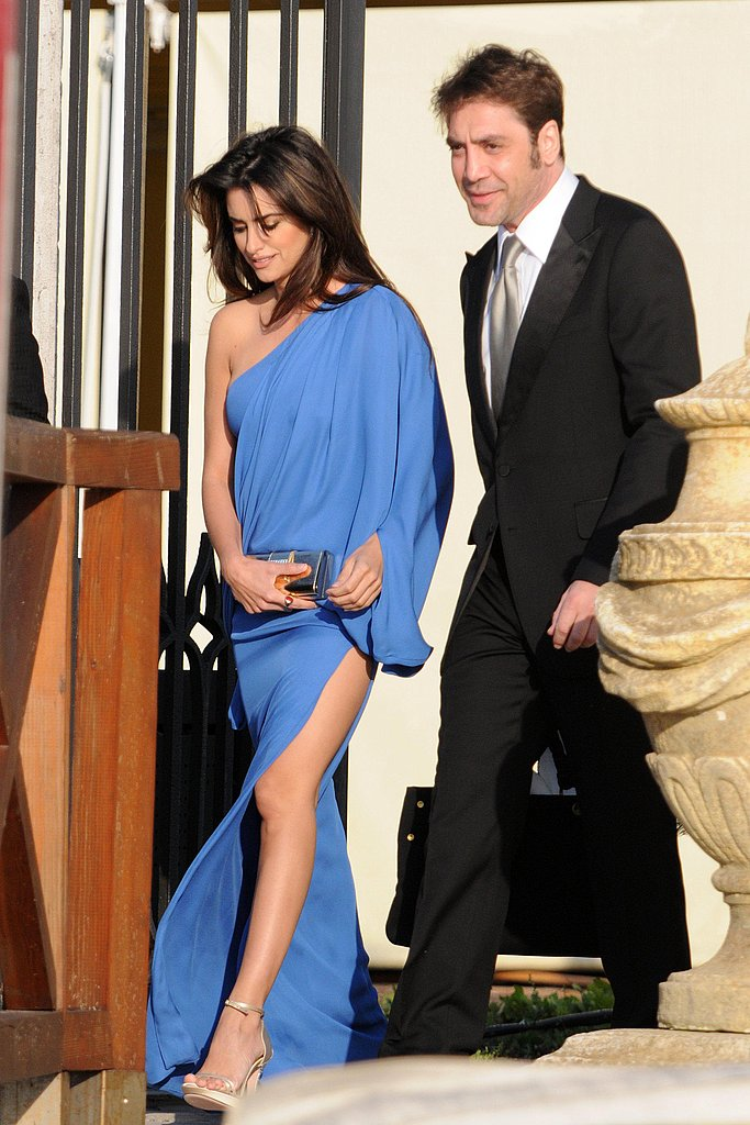 Salma Hayek's Wedding in Venice