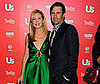 Photo of Jon Hamm and Jennifer Westfeldt at Us Weekly's Hot Hollywood Party