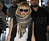Photo of Nicole Richie at LAX