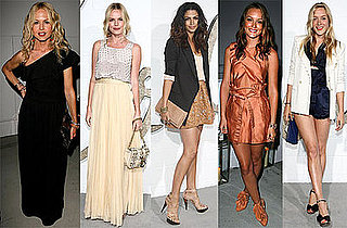 Photos of Kate Bosworth, Leighton Meester, Rachel Zoe, and Chloe Sevigny at the Opening of LA's Chloe Boutique