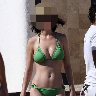 Guess the Bikini Body!