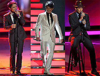 American Idol Brings Back the Rat Pack
