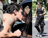 John Mayer Working Out