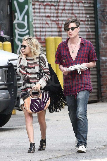Mary-Kate and Nate in NYC