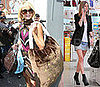 Photos of Paris and Nicky Hilton Shopping at Kitson
