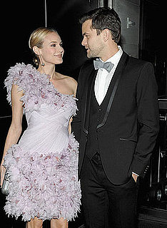 Photos of Joshua Jackson and Diane Kruger Out in NYC Together