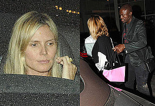 Photos of Heidi and Seal, Who Had to Change Their Anniversary Celebration in Mexico, Out in LA
