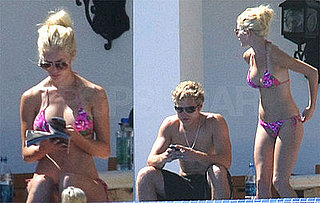 Photos of Newlyweds Heidi Montag in Bikini, Shirtless Spencer Pratt in Cabo
