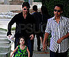 Photo of Tom Cruise, Connor Cruise, and Suri Cruise Together in LA