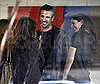 Photo of Colin Farrell Surrounded by Ladies in LA