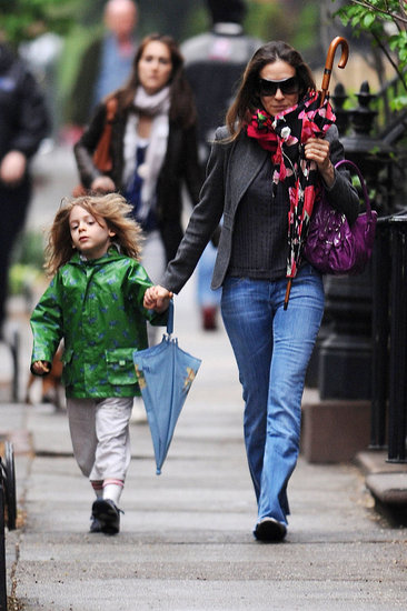 SJP and James Out in NYC