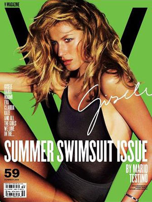 Gisele Goes Green